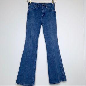 True Vintage Wrangler No Fault Boot Cut Jeans